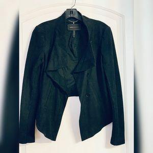 BCBGMaxAzria Jackets & Coats - BCBG DREA FAUX SUEDE JACKET
